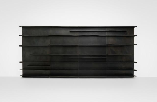 , 'Shelves 'Scriptus I-IV',' 2017, David Gill Gallery