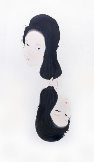 , 'Hana e Kin,' 2018, Bolsa de Arte