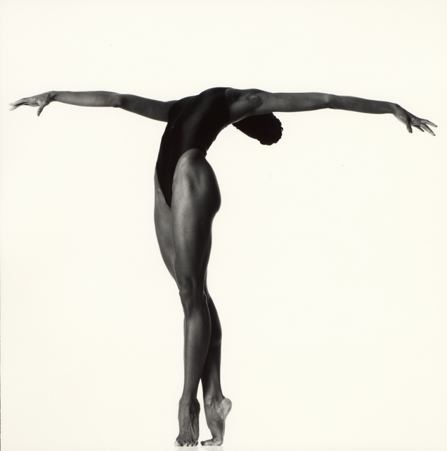 , 'Dance Study, Vikkia Lambert, 011, from Passion and Line,' 1997, Lawrence Fine Art