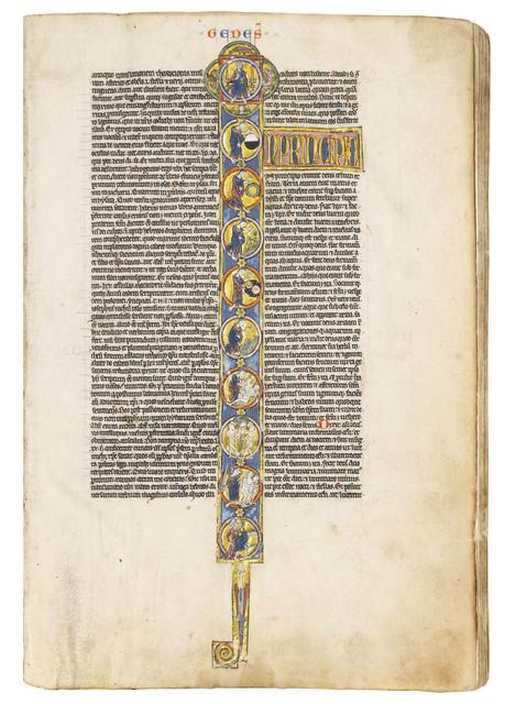 , 'Biblia Latina,' 1220-1230, Dr. Jörn Günther Rare Books