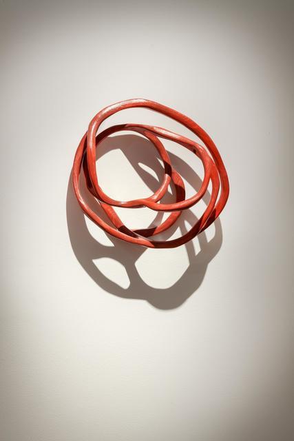, 'Small Red Cycle,' 2015, Callan Contemporary