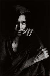 Blind Woman, Mali