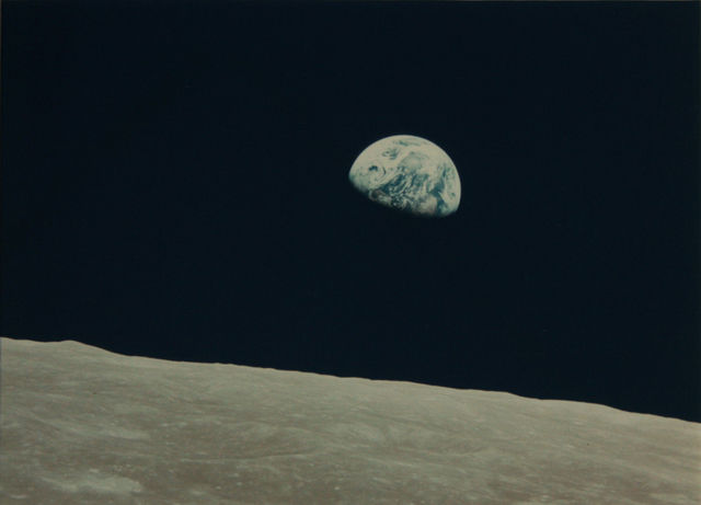 , 'NASA (Crew of Apollo 8 - Bill Anders): Earthrise,' 1968, Ingleby Gallery