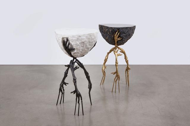 , 'Edward Scissorhands Pedestal,' 2014, Giustini/Stagetti Galleria O. Roma