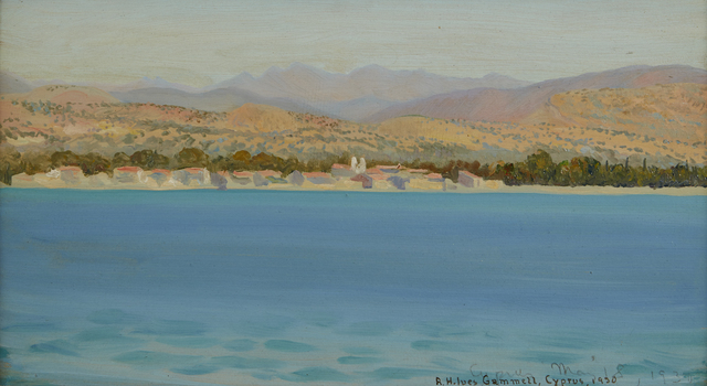 , 'Cyprus,' 1930, Childs Gallery