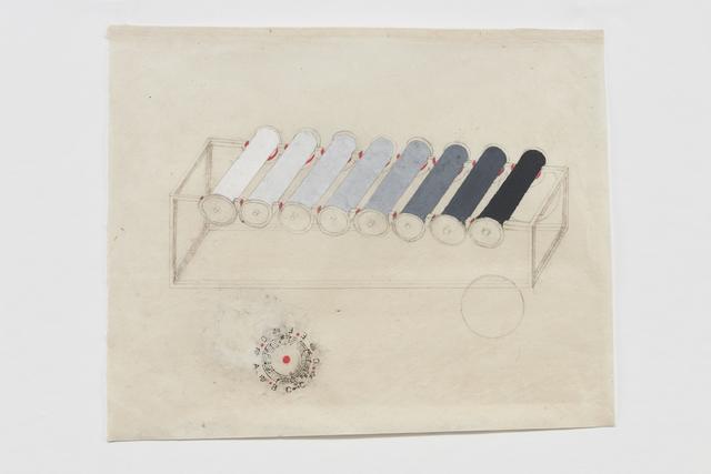 , 'Chromatic Scale,' 2016, Tayloe Piggott Gallery