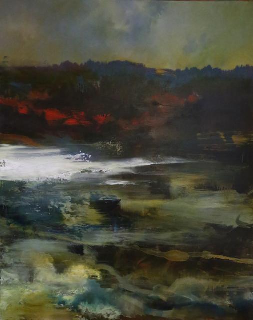 , 'River America II,' 2013, Cob