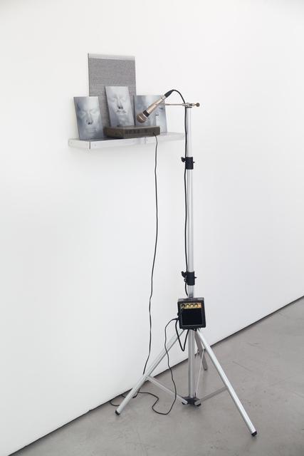 , 'Rádio Dante (Dante radio),' 2014, Zipper Galeria