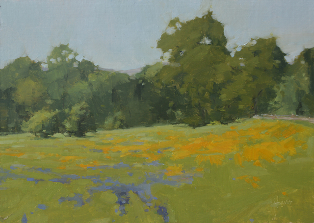 , 'Wildflower Season,' , Davis Gallery & Framing