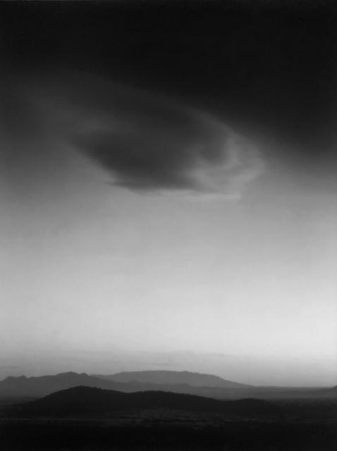 , 'Cloud, San Sebastian, Santa Fe, NM,' 1980, Obscura Gallery