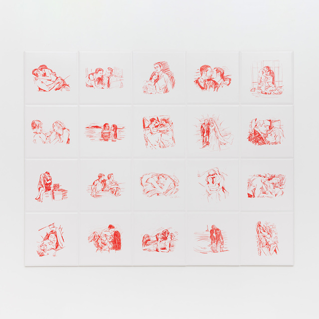 , 'Amor e romance,' 2017, Carbono Galeria