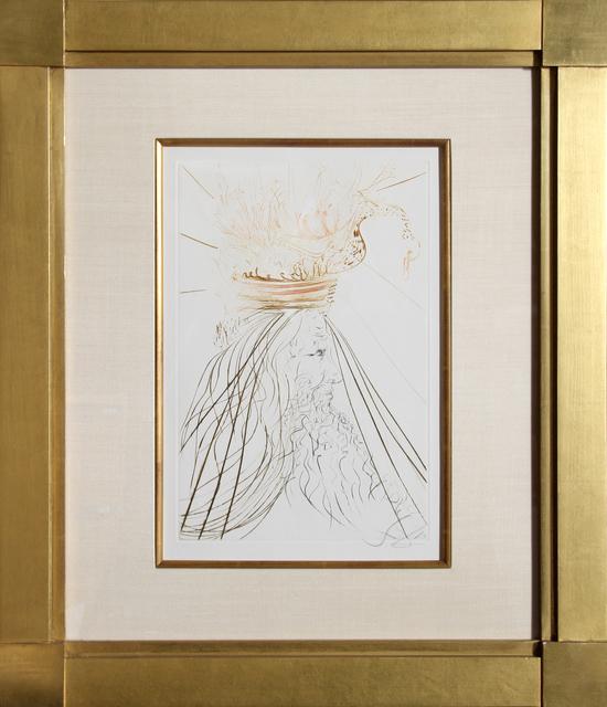 Salvador Dalí, 'Le Roi Marc from Tristan et Iseult', 1970, RoGallery