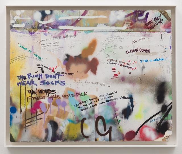 , 'Tablet # 4,' 2005-2018, Charlie James Gallery