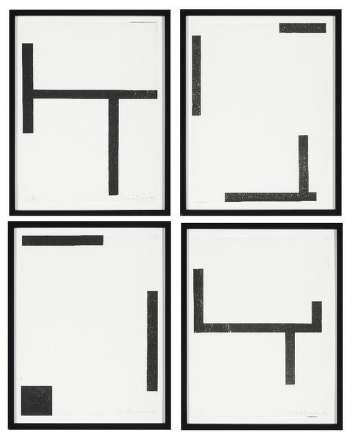 , 'Quartet Series I,' 2009, Cecilia de Torres, Ltd.