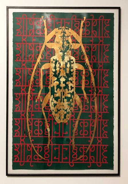 , 'Wittgensteins Beetle 6325,' 2018, Mario Mauroner Contemporary Art Salzburg-Vienna