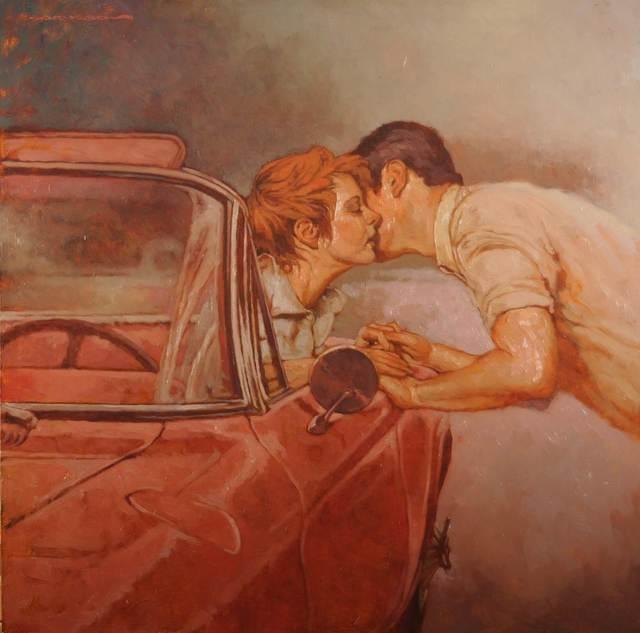 """, '""""More Convertible Kisses"""",' 2016, Bonner David Galleries"""