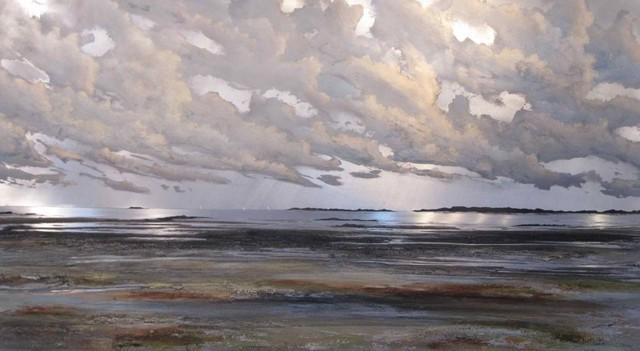 , 'Distant Storm,' , Quantum Contemporary Art