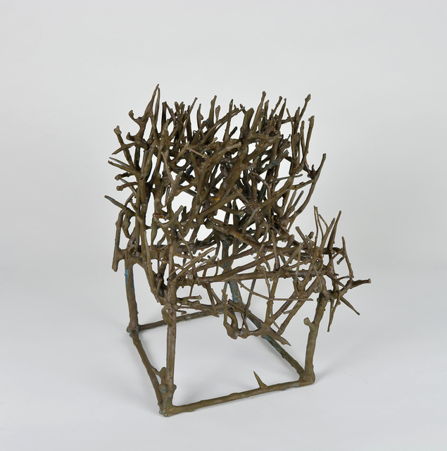 , 'The Chair of the Seven Rectangles,' 2015, Inman Gallery