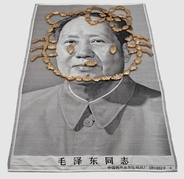 , 'Hello Mao,' 2014, Peters Projects