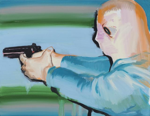 , 'Shooter,' 2017, Hakgojae Gallery
