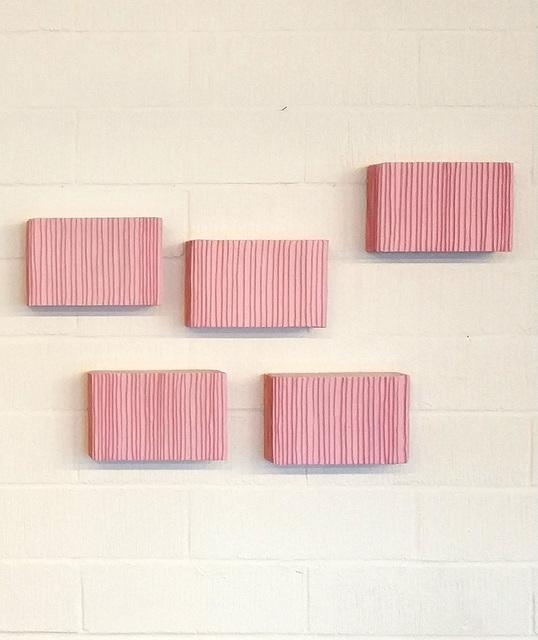 , 'Artboxes,' 2019, SHIM Art Network