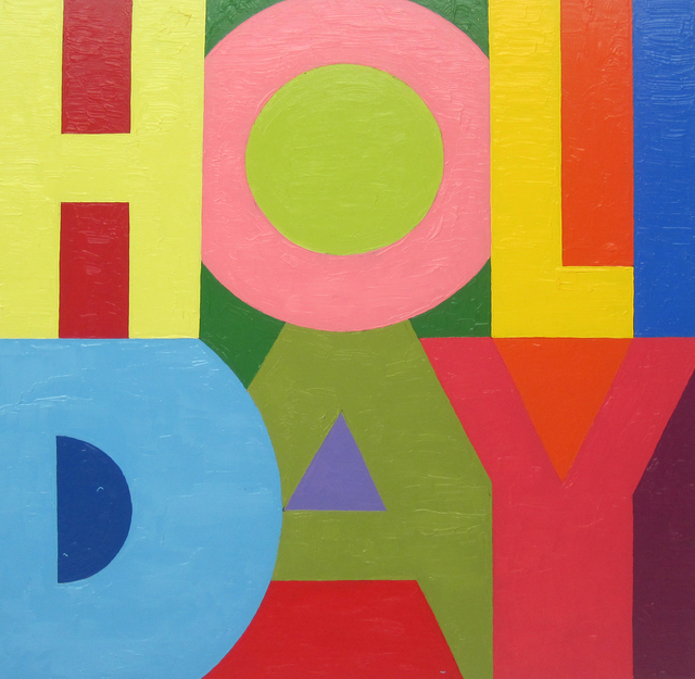 , 'Holiday,' 2014, Tibor de Nagy