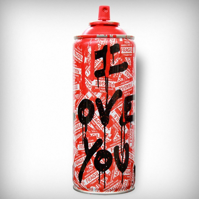 Mr. Brainwash, 'Can I Love You', ca. 2016, Alpha 137 Gallery Auction