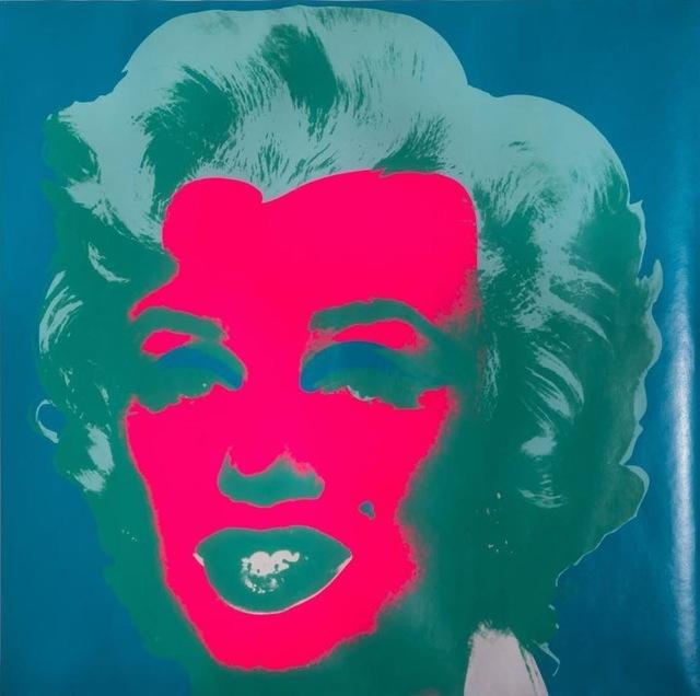 , 'Marilyn Monroe FS II.30,' 1967, Gregg Shienbaum Fine Art