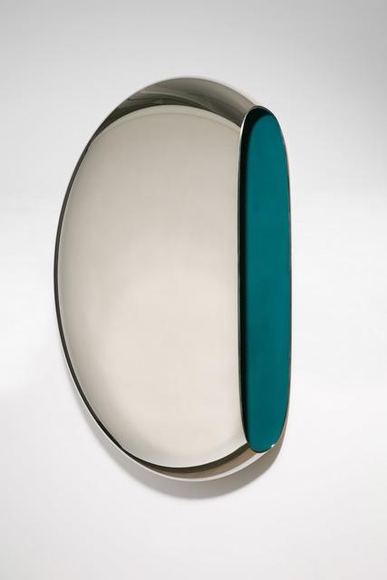 , 'Mirror 'Pantheon' Heliogen Green,' 2011, David Gill Gallery