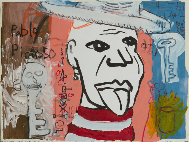, 'Picasso Says,' 2012, Eleven Twenty Projects