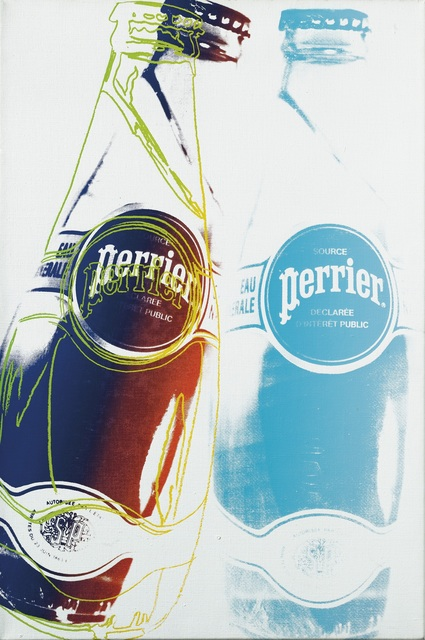 Andy Warhol, 'Perrier', 1983, Omer Tiroche Gallery