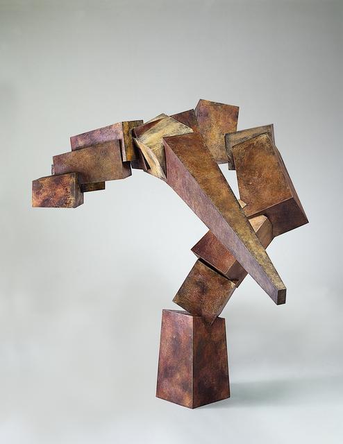 , 'Knight's Gambit,' 1991, Pangolin