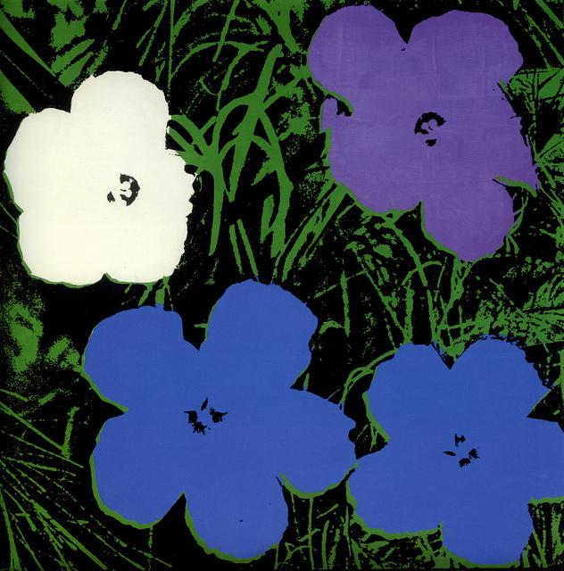 Andy Warhol, 'Four-Foot Flowers ', 1964, MK Fine Art