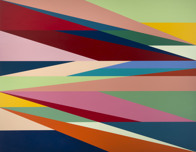 , 'Tilt,' 2016, Galerie Hans Mayer
