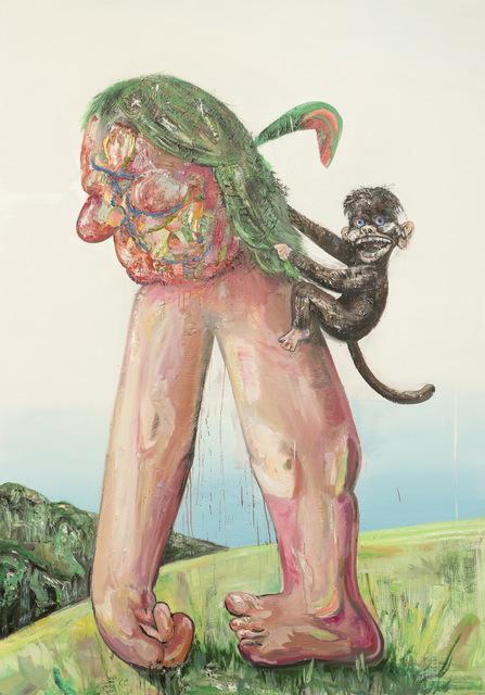 , 'Indecencia,' 2015, Nora Fisch