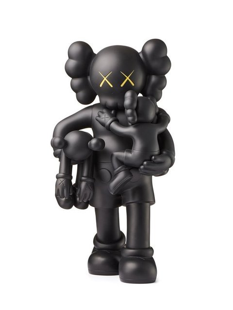 KAWS, 'Clean Slate (Black)', 2018, Lougher Contemporary