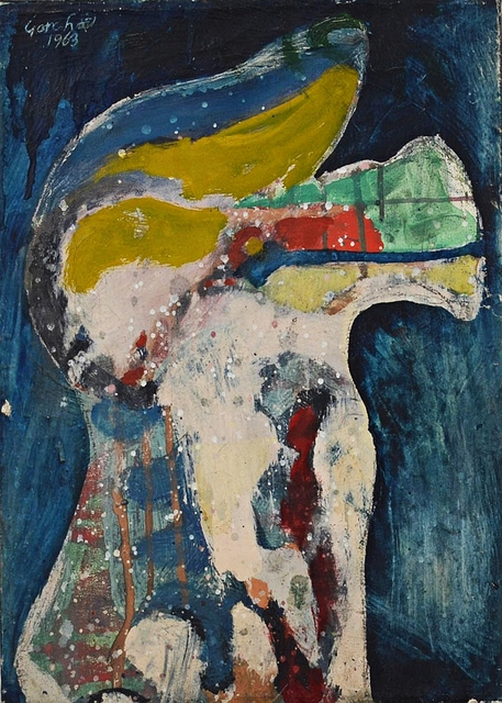 , 'Untitled Abstract Expressionist Painting,' 1963, Alpha 137 Gallery