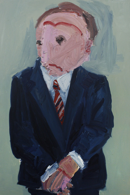 , 'CEO,' 2014, SMAC ART GALLERY
