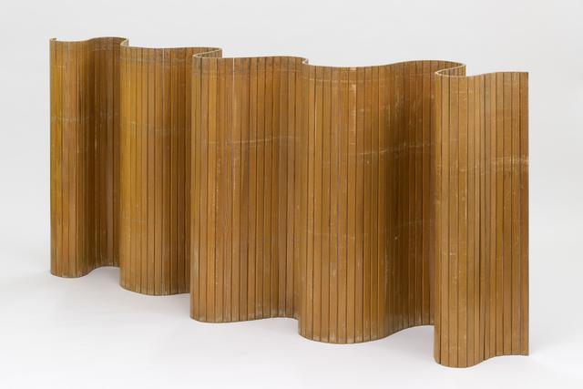 , 'Room divider,' 1930, Galerie Le Beau