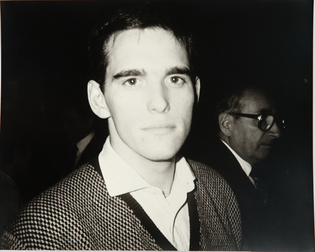 Andy Warhol, 'Andy Warhol, Photograph of Matt Dillion', 1985, Hedges Projects