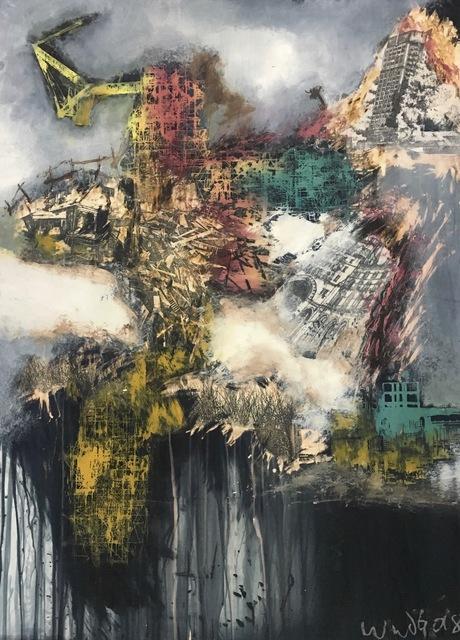 , 'Rapture II,' 2018, ARTLabAfrica