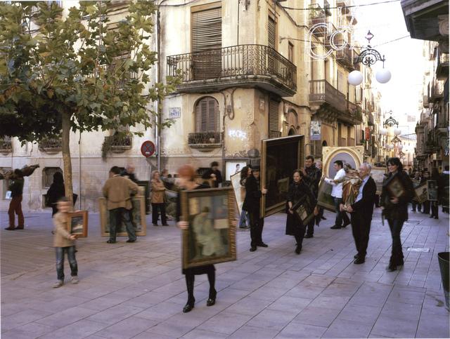 , 'Migdia a Valls,' 2009, Galería Joan Prats