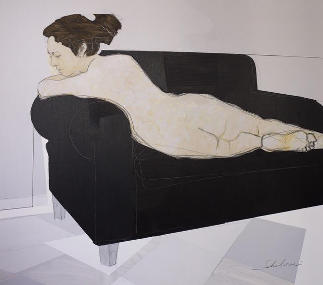 , 'Persephone,' 2017, Rebecca Hossack Art Gallery