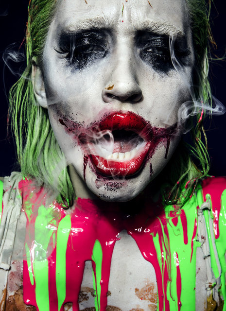 , 'Why So Serious?  Act 1,' , Eden Fine Art