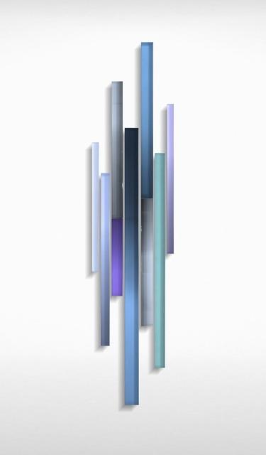 , 'Ascent ,' 2015, Galerie du Monde