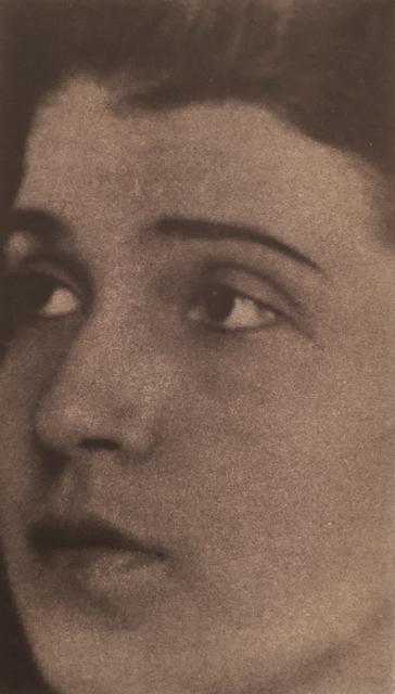 , 'Portrait of Tina Modotti,' 1921, Atlas Gallery