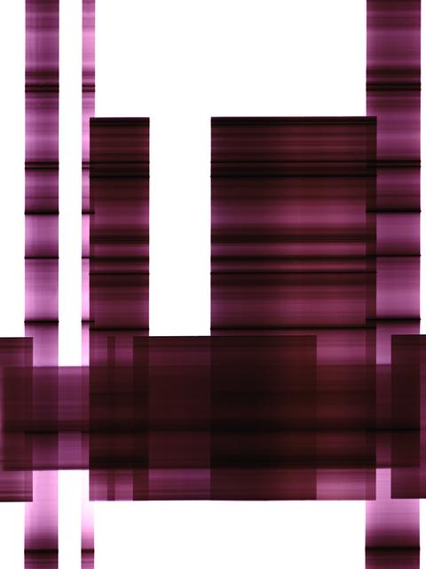 , 'Lichtmalerei 200.4.2005-2008,,' 2008, Sous Les Etoiles Gallery