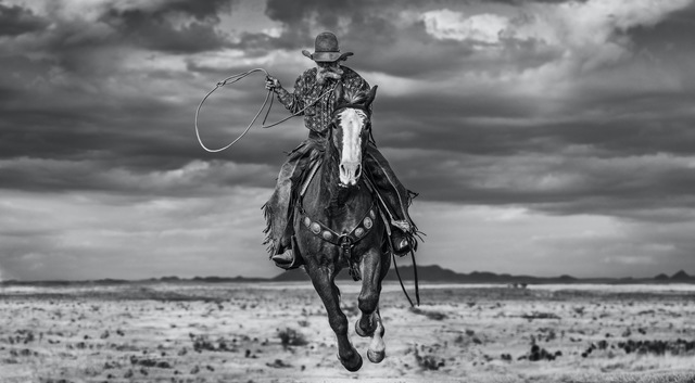 David Yarrow, 'True Grit ', 2020, Photography, Archival Pigment Print, Samuel Lynne Galleries