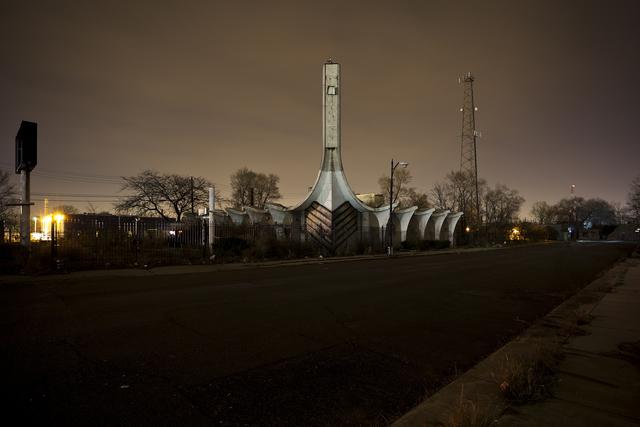 Scott Hocking, 'Detroit Nights, Stanley's Mannia', 2015, David Klein Gallery