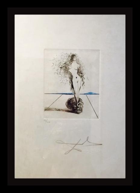 Salvador Dalí, 'The Magicians Vanite', 1968, Fine Art Acquisitions